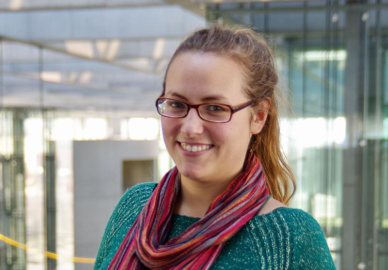 Hannah Gundert, M.A. Sozialwissenschaften